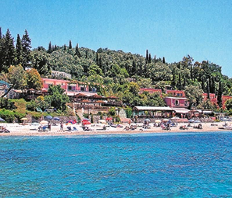 Hotel Elly Beach - Liapades - Corfu